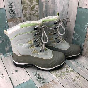 Kamik Shoes - Kamik Okemo Waterproof Insulated Winter Boots W 9
